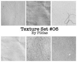 Texture set 06 by pildas