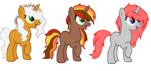 Adopts 5 by Rainbow-ninja-adopts