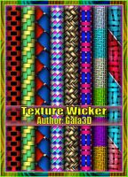 Texture wicker by Gala3d