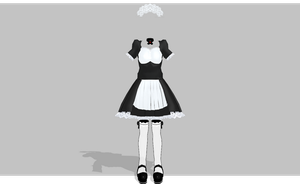 V2 Maid -Updated- by amiamy111