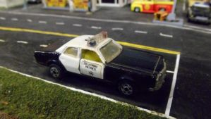 Plymouth Highway Patrol by hankypanky68