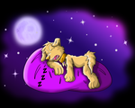 Sleep well little Tiger! by Hukley