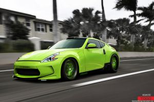 370z TOGO by ToesmashDesign