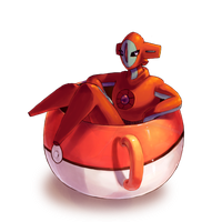 Fresh Cup of Deoxys