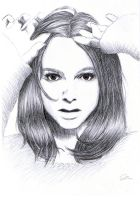 Natalie Portman by steako