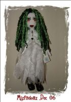 Gothic 'Morn' by DollzMaker