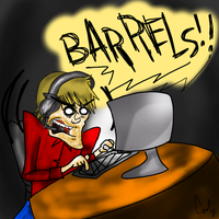 BARRELS!! by AwesomeCAS