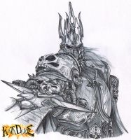 Lich King by DazMatter