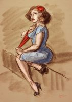 Pin up by DianeAarts