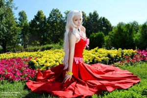 Mirajane Fairy Tail by maya-misare