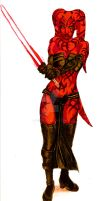 THE SITH II by Nefrit