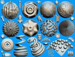Misc Objects 003 by pixelchemist-stock