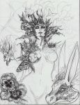 A Midsummer Night's Dream wip 2 xD by driany