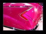 Pink cadilac fin by Z-Vincent