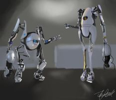 Portal 2 by bst14