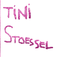 Texto Png:Tini Stoessel by EsmeraldaEditions