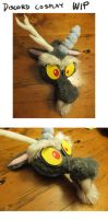 Discord Cosplay -WIP- by Olive-Owl
