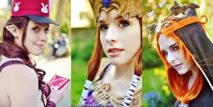 Twilight Princess : Headshots by Angiechuu
