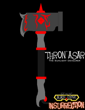 Insurrection Promotion - Thron'Asar by speedmanic