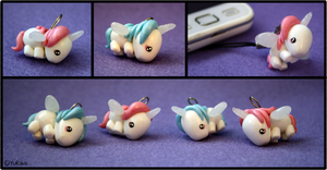 Unicorn charms by o-YuRiko-o