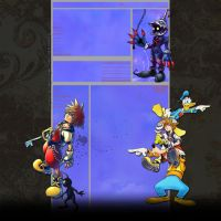 Kingdom Hearts YT BG by ChelseaDawn
