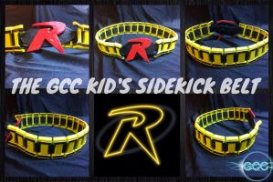 The GCC Kid's Sidekick Belt by Cadmus130