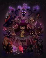 Witch's Brew by SweetGrotesquery