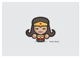Wonder-Woman by Area-44