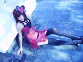 Halloween town Kairi cosplay by Shiya