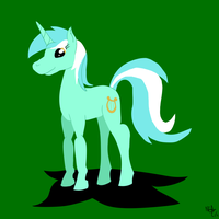 Lyra the Unicorn by NotEnoughApples