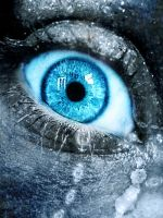 Eye called Blue Storm by roltirirang