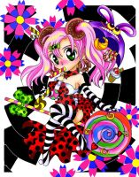 Alice love candyland by Estheryu
