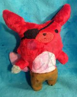 Foxy The Pirate FNaF by Chibi-Katie