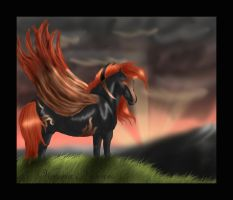 DAMIA- Contest Entry by Flaming-Sunset