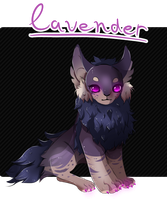Lavender - Draw to adopt entry :3 by LushiAdopts