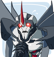 Prime-Starscream by norunn8931