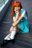 Second Child: Asuka Langley by farizasuka