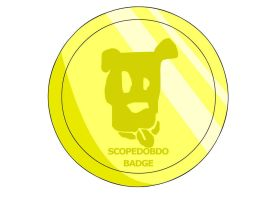 Scopedobdo Badge by RyuPointGame