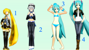 MMD Pose Pack 8 by Aisuchuu