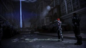 Ashni Shepard's Assault on Earth? by IsangKapatid