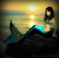 Me-Mermaid by nikkidoodlesx3
