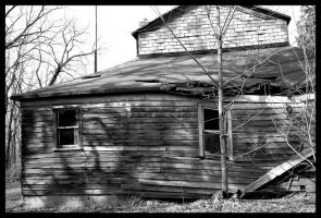 Old Spooky House by MikeM92