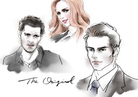 the originals by florafang