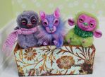 Creatures Original Artist Dolls Ooak by iasio