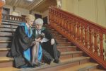 Elsa and Jack - Hogwarts ver. by DoikoKhano