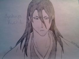 Byakuya Kuchiki 9 by carebear19364