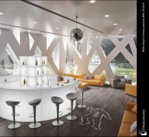 White project: Bar by Pavel-Rentone
