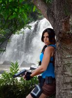 Welcome to the jungle, Lara! by MoonchildLuiza
