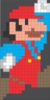 Super Mario by avellajorge