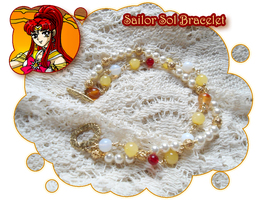 Sailor Sol Bracelet by merelei
